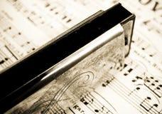 Harmonika royalty-vrije stock afbeeldingen