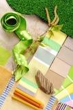 Harmonisation de couleur Image stock