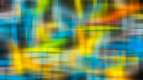 Harmonisk abstrakt textur Arkivbild