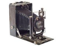 harmonisk antikvarisk kamera Arkivfoto