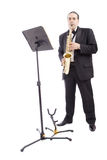 Harmonist Orchestra Royalty Free Stock Photography
