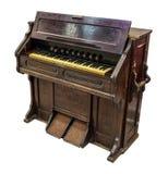 harmonium Órgano de la bomba fotografía de archivo libre de regalías