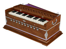 Harmonium Royalty Free Stock Photo