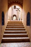 Harmony. Old arab architecture - urban details Royalty Free Stock Images