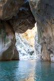 Harmony Canyon profunda en Turquía Fotografía de archivo libre de regalías