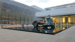 Lincoln Center in New York City Stock Photography