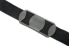 Harness negro Foto de archivo libre de regalías