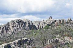 Harney Peak Royalty Free Stock Photo