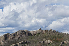 Harney Peak Royalty Free Stock Photo