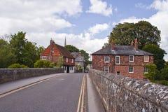 Harnham Street Royalty Free Stock Photography