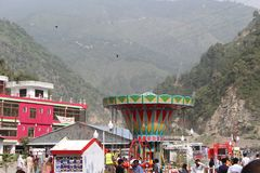 Harno em Paquistão fotografia de stock royalty free