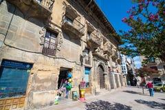 Haro, los angeles Rioja Fotografia Royalty Free