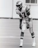 Harold Carmichael, Philadelphia Eagles Stockbilder