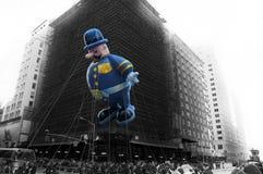 Harold o ballon do polícia Fotografia de Stock