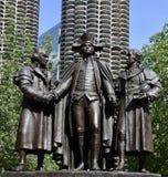 Harold Square Monument Lizenzfreie Stockfotografie