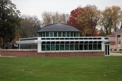 Harold Walter Siebens School av affären Royaltyfri Foto