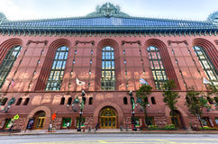 Harold Washington Library Center - Chicago Royalty Free Stock Photography