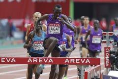 Haron Lagat  Areva meeting at the Stade de France Stock Photo