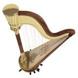 Harp Stock Image