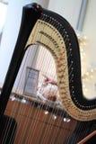 Harp Royalty Free Stock Photography
