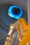 harp będzie się blisko Obrazy Stock