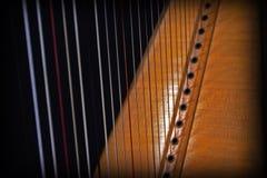 harp będzie się blisko Zdjęcia Royalty Free