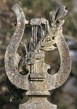 harp kamień Zdjęcie Royalty Free