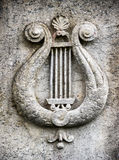 harp stara Obrazy Royalty Free