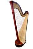 harpa Arkivfoton