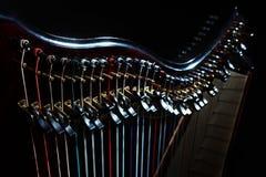 harpa royaltyfria foton