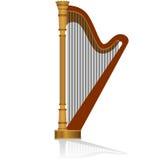 harpa Royaltyfria Bilder