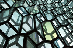 Harpa Concert Hall - Iceland Royalty Free Stock Photos