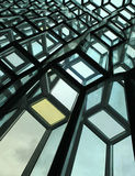 Harpa Concert Hall - Iceland Stock Photos
