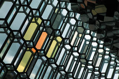 Harpa Concert Hall - Iceland Stock Image