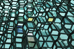 Harpa Concert Hall - Iceland Royalty Free Stock Photo