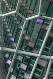 Harpa Concert Hall - Iceland Stock Photo