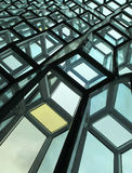 Harpa Concert Hall - Iceland Royalty Free Stock Photography