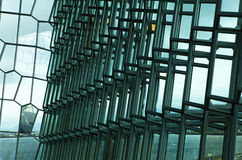 Harpa Concert Hall - Iceland Royalty Free Stock Image