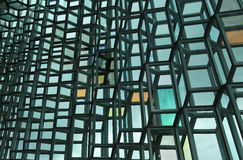 Harpa Concert Hall - Iceland Stock Images
