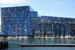 Harpa Concert Hall Royalty Free Stock Photo