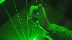 Harpa do laser filme