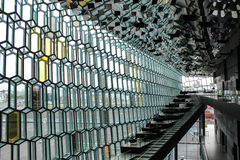 Harpa in Iceland Royalty Free Stock Photography