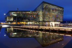 Harpa, Reykjavik, Iceland Royalty Free Stock Photos