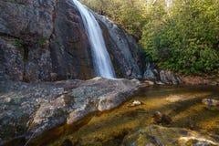 Harper Creek Falls Royaltyfri Bild