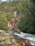 Harper Creek Falls du sud photographie stock