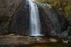 Harper Creek Falls.  Stock Images