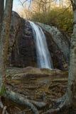 Harper Creek Falls.  Stock Photo