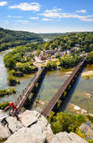Harpers Ferry National Historical Park Royalty Free Stock Photo