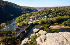 Harpers Ferry National Historical Park Royalty Free Stock Image