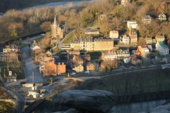 Harpers Ferry, Wv Royalty Free Stock Photography
